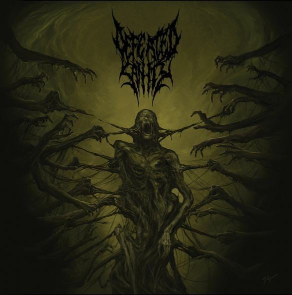 defeated sanity passages into deformity